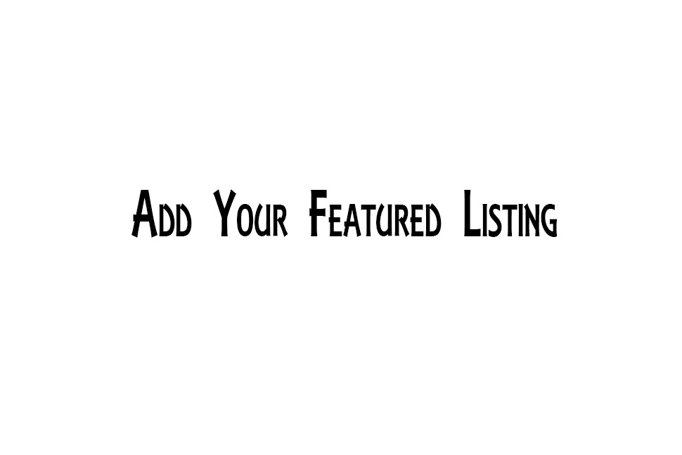 Add Your Featured Listing