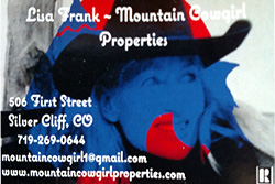 Mountain Cowgirl Properties Lisa Frank Listings